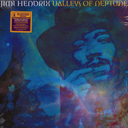 Jimi Hendrix Experience - Valleys Of Neptune