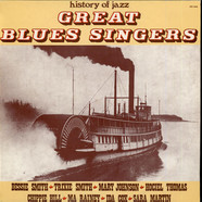 V.A. - Great Blues Singers