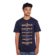 101 Apparel - Sample Flip T-Shirt