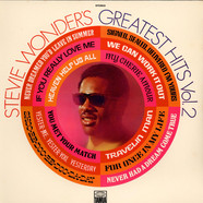Stevie Wonder - Stevie Wonder's Greatest Hits Vol. 2