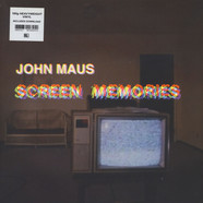 John Maus - Screen Memories Black Vinyl Edition