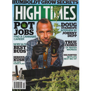 High Times Magazine - 2017 - 10 - October