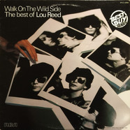 Lou Reed - Walk On The Wild Side - The Best Of Lou Reed