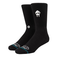 Stance x MF Doom - Doom Embroidery Socks