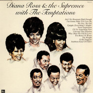 The Supremes With The Temptations - Diana Ross & The Supremes With The Temptations