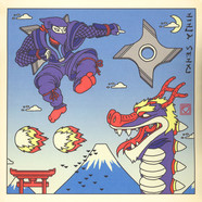 Patrice Bourgeault - OST Ninja Senki Picture Disc Edition