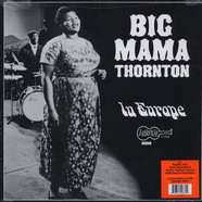 Big Mama Thornton - In Europe Orange Vinyl Edition