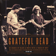 Grateful Dead - 50 Shades Of Black & White Volume 1