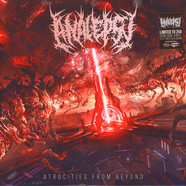 Analepsy - Actrocities From Beyond Oxblood Vinyl Edition