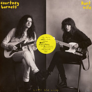 Courtney Barnett & Kurt Vile - Lotta Sea Lice White Vinyl Edition