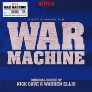 Nick Cave & Warren Ellis - OST War Machine Colored Vinyl Edition (A Netflix Original Film Soundtrack)
