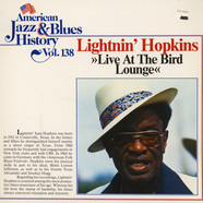 Lightnin' Hopkins - Live At The Bird Louge