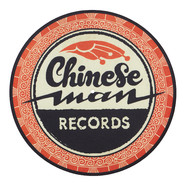 Chinese Man - Chinese Man Records Slipmat