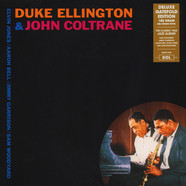 Duke Ellington & John Coltrane - Duke Ellington & John Coltrane Gatefold Sleeve Edition