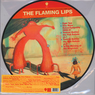 Flaming Lips, The - Yoshimi Battles The Pink Robots Picture Disc Edition