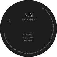 Alsi - Anymad EP