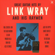 Link Wray And His Raymen - Great Guitar Hits By Link Wray And His WrayMen