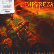 Impureza - La Caida De Tonatiuh Orange Vinyl Edition