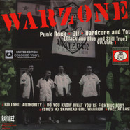Warzone / Cause For Alarm - Split