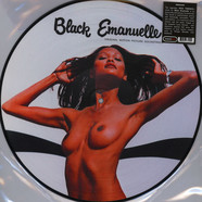 Nico Fidenco - OST  Black Emanuelle Picture Disc Edition
