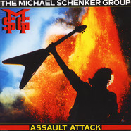 Michael Schenker Group, The - Assault Attack