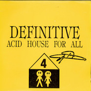 V.A. - Acid House For All