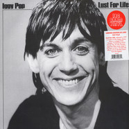 Iggy Pop - Lust For Life Red Vinyl Edition