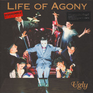 Life Of Agony - Ugly Black Vinyl Edition