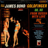 V.A. - Music From The James Bond Motion Pictures (Plus Other Music Of Mystery And Murder)