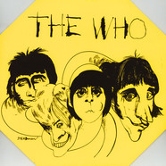 "Who, The - The Who Italian 7"" Discography"