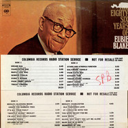 Eubie Blake - The Eighty-Six Years Of Eubie Blake