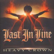 Last In Line - Heavy Crown Black Vinyl Edition