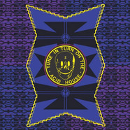 Virginia (Psychic TV) - Blue Pyramid Bezier / Khidja Remixes