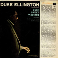 Duke Ellington And His Orchestra - Such Sweet Thunder