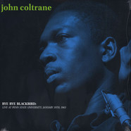 John Coltrane - Bye Bye Blackbird: Live At Penn State University 1963