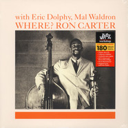 Ron Carter - Where? Feat. Eric Dolphy And Mal Waldron