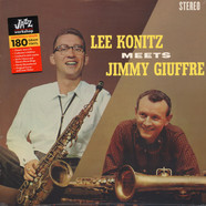 Lee Konitz - Lee Konitz Meets Jimmy Giuffre