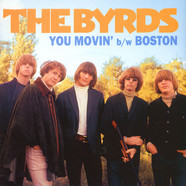 Byrds, The - You Movin' / Boston