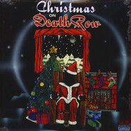 V.A. - Christmas On Death Row Transparent Red Vinyl Edition