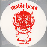 Motörhead - Overkill / Breaking The Law White Vinyl Edition