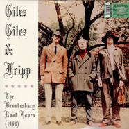 Giles Giles And Fripp - The Brondesbury Road Tapes (1968)
