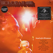 Sharon Jones & The Dap Kings - Soul Of A Woman Colored Vinyl Edition