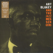 Art Blakey & The Jazz Messengers - Art Blakey & The Jazz Messengers Gatefold Sleeve Edition
