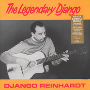 Django Reinhardt - The Legendary Django Gatefold Sleeve Edition