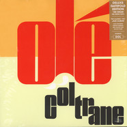 John Coltrane - Olé Gatefold Sleeve Edition