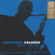 Sonny Rollins - Saxophone Colossus Gatefold Sleeve Edition