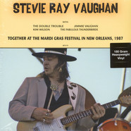Stevie Ray Vaughan - Mardi Gras Festival in New Orleans 1987
