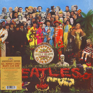 Beatles, The - Sgt. Pepper's Lonely Hearts Club Band Anniversary Edition