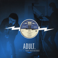 ADULT. - Live At Third Man Records