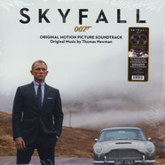 Thomas Newman - OST Skyfall Black Vinyl 3D Pop-Up Gatefold Sleeve Edition